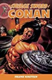 img - for Savage Sword of Conan Volume 19 book / textbook / text book