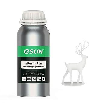 Amazon.com: eSUN - Resina para impresora 3D (17.64 oz ...