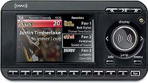Delphi SA10315-11B1 XpressRC Plug and Play XM Satellite Radio with Color Display