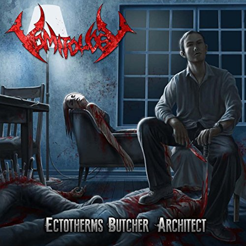 Vomitology-Ectotherms Butcher Architect-(LBP001016)-CD-FLAC-2016-86D Download