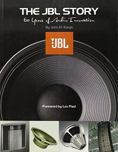 UPC 884088078560, The JBL Story - Sixty Years of Audio Innovation