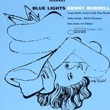 amazon blue lights 1 2 kenny burrell モダンジャズ 音楽