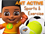 Super Geek Heroes - Learning about Sports and Exercise with Ant Active