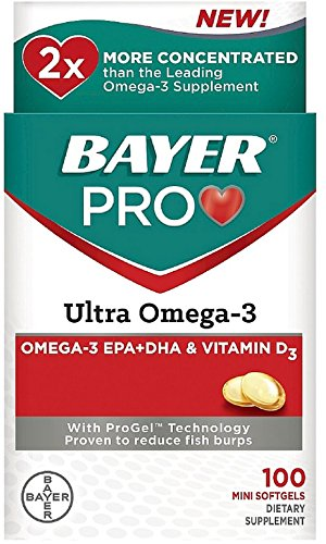 bayer-pro-ultra-omega-3-dietary-supplement-softgels-100-ea-pack-of-2