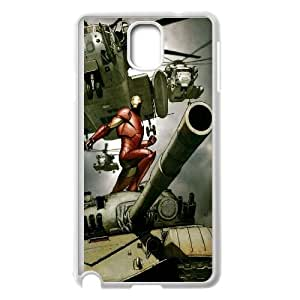 Iron Man Comic7 5 Samsung Galaxy Note 3 Cell Phone Case White gift pp001_6305539