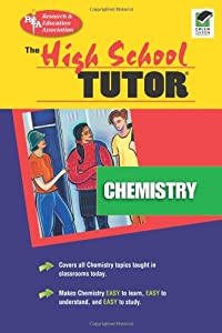 organic chemistry problem solver rea book by research the high school chemistry tutor high school s