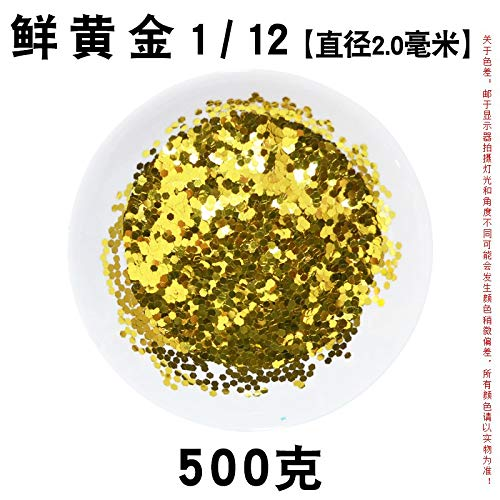 (Soap Dyes - 500g Holographic Glitter Gold Powder Shining Sugar Dust Decorations - Dyes Pigment Organic Matte Pigments Soap Bombs Colors Green Purple Powder Liquid Coloring Black Teal Safe Me)