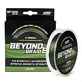 Beyond Braid Green 8X Strand 500 Yards 50lb