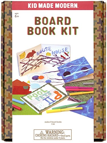 Duct Tape Wallet Kit (Kid Made Modern Board Book Kit Playset)