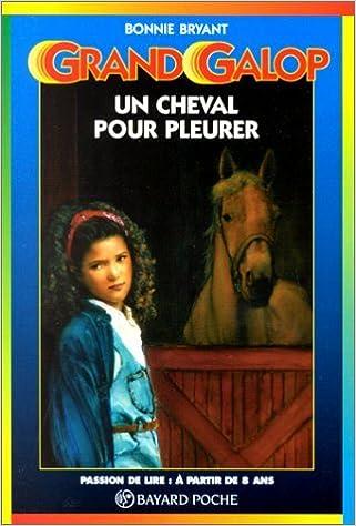 Cheval pour pleurer n607