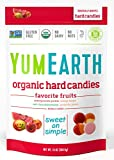 YumEarth Organic Candy Drops, Freshest Fruit, 13 Ounce Bag (Pack of 4) (Packaging May Vary) For Sale