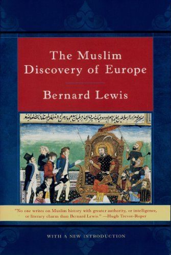 The Muslim Discovery of Europe cover