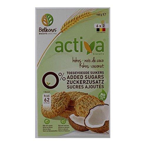 - Activa Sugar Free Coconut Cookies 150g