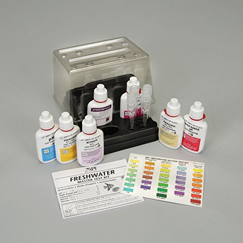 Freshwater Master Test Kit (Ammonia In Water)
