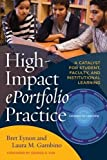 img - for High-Impact ePortfolio Practice: A Catalyst for Student, Faculty, and Institutional Learning book / textbook / text book