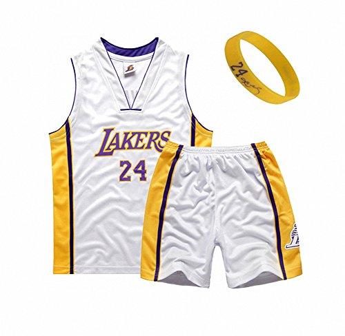 Set CDG Plus Kids Los Angeles Lakers Kobe Bryant Jersey Set ...