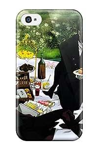 aqiloe diy 1743543K441344876 gleam garden no shoujo animal Anime Pop Culture Hard Plastic iPhone 4/4s cases