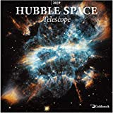 Goldistock -'Hubble Space Telescope' 2019 Large Wall Calendar - 12' x 24' (Open) - Thick & Sturdy Paper - Expand Your World & Your Mind