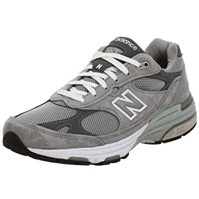 New Balance Men's MR993 Running Shoe,Grey,7.5 EEEE
