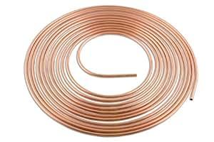 Connect 31138 - Tubo de cobre (1 cm x 7,6 m)