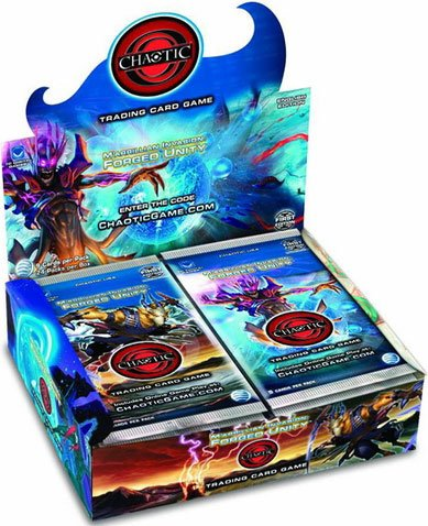 Chaotic Card Game M'arrillian Invasion: Forged Unity Series 7 Booster Box (24 Packs)