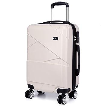nouvelle arrivee 05d4a 66ab7 Kono Valise Cabine Ultra légère avec Valise de Voyage sur ...