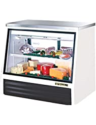 True TSID-48-2-L 48 Single Duty Low-Height Refrigerated Deli Case