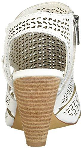 Vince Camuto Womens Esten Sandalo Con Tacco Puro