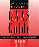 Wiley's Student GAAS Guide: 2000/2001 Edition