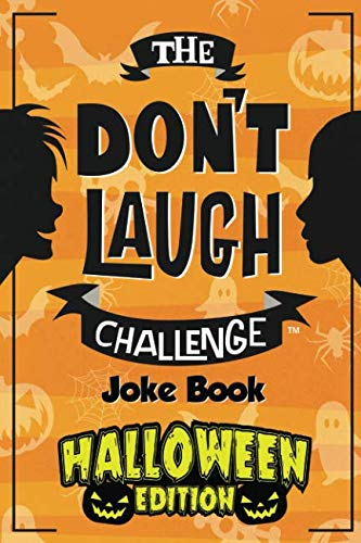 Halloween 5 Billy (The Don't Laugh Challenge - Halloween Edition: Halloween Book for Kids - Spooky Jokes for Boys and)