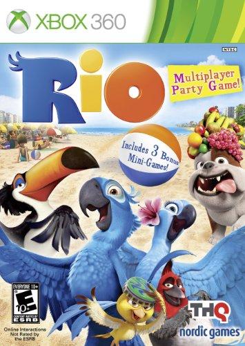 Rio - Xbox 360 (Girl Games For Xbox 360)