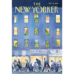 The New Yorker, December 12th 2016 (Larissa MacFarquhar, Alexis Okeowo, Jeffrey Toobin) Periodical
