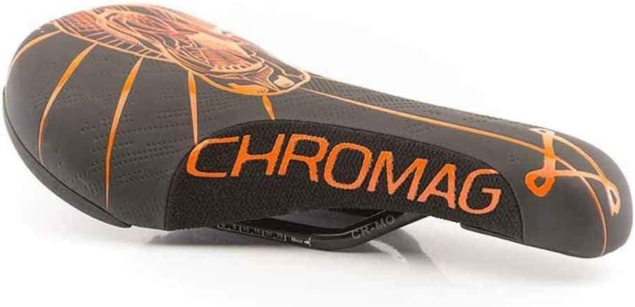 Chromag OVERTURE Brandon Semenuk Signature 136mm CrMo Bicycle Saddle COLORS