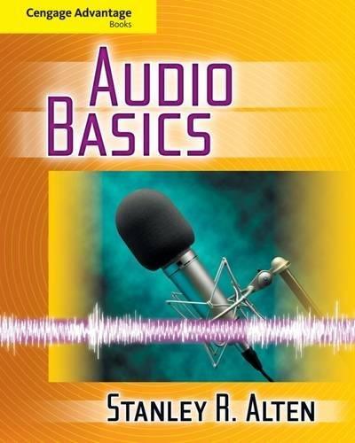 Cengage Advantage Books: Audio Basics by Wadsworth Publishing