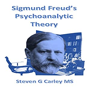 Sigmund Freud's Psychoanalytic Theory Audiobook