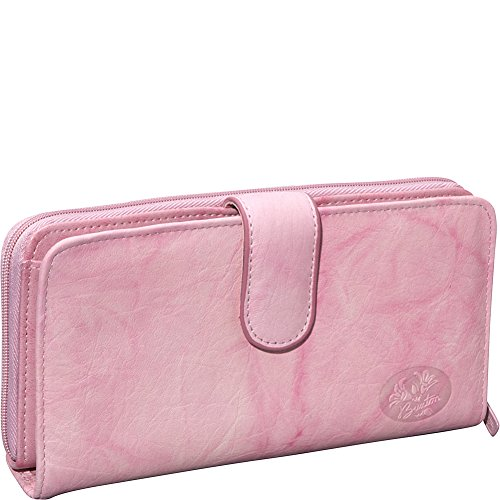 Buxton Heiress Ensemble Clutch (Pink)