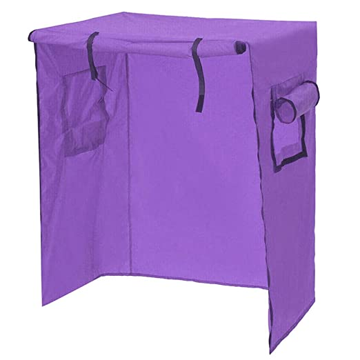 QUEENBACK Pet Products Cubierta Impermeable para Jaula de ...