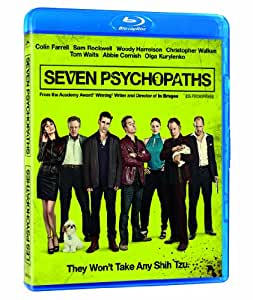Seven Psychopaths / Les Psychopathes (Bilingual) [Blu-ray]