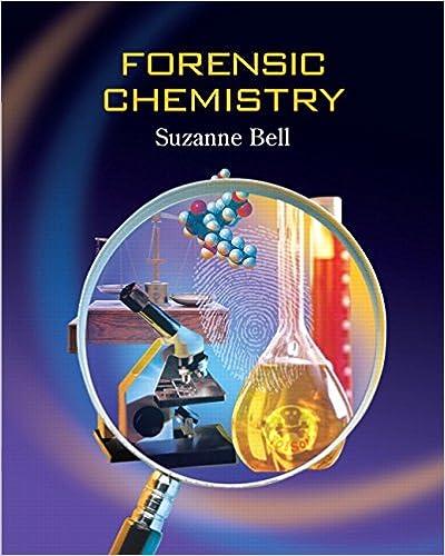 Forensic Chemistry 9780131478350 Medicine Health Science Books Amazon Com