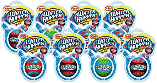Hopper Wide Bundle - JA-RU Splash Fun Water Hopper Party Favor Bundle Pack