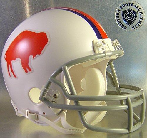 Buffalo Bills 1965 to 1973 - NFL MINI Helmet by Gridiron Football Helmets