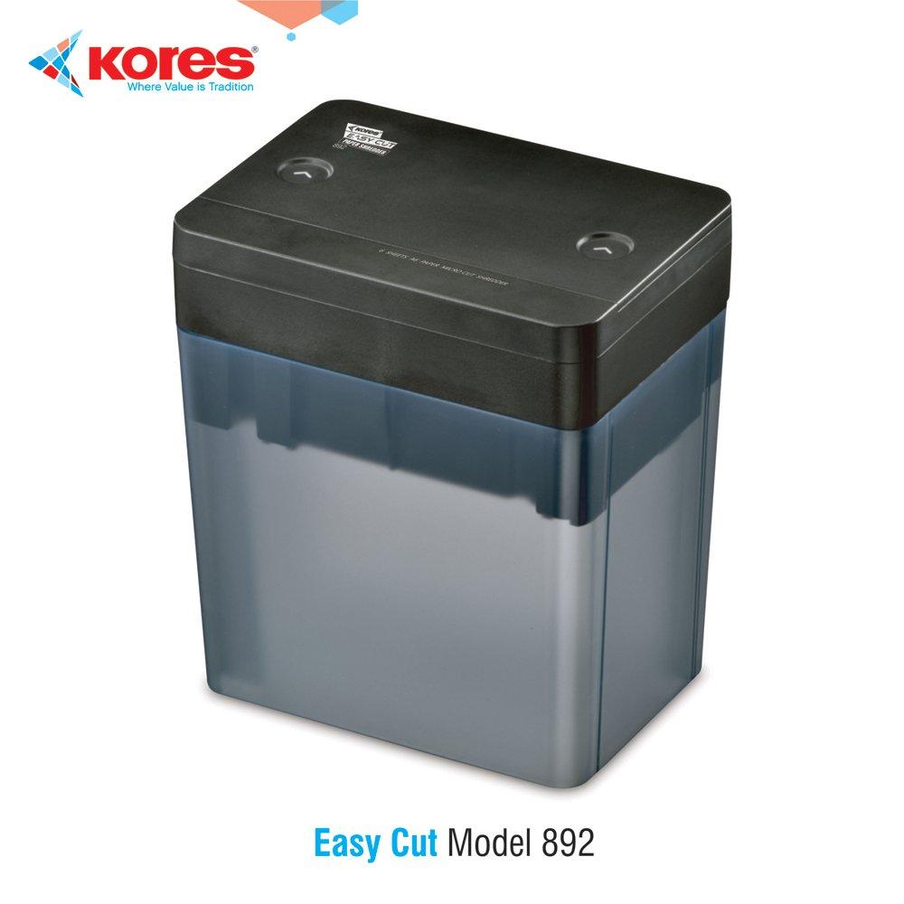 Kores Easy Cut 892 Paper Shredder