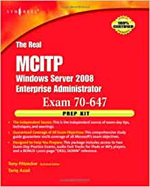 New book: MCITP Self