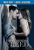 Image of Fifty Shades Freed [Blu-ray + DVD + Digital] (Bilingual)