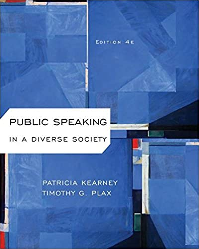 Amazon public speaking in diverse society 9781133523208 public speaking in diverse society 3rd edition fandeluxe Gallery