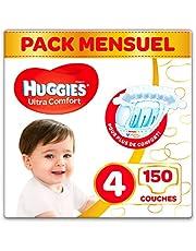 Huggies : Jusqu'à -55% sur les couches et culottes bébé