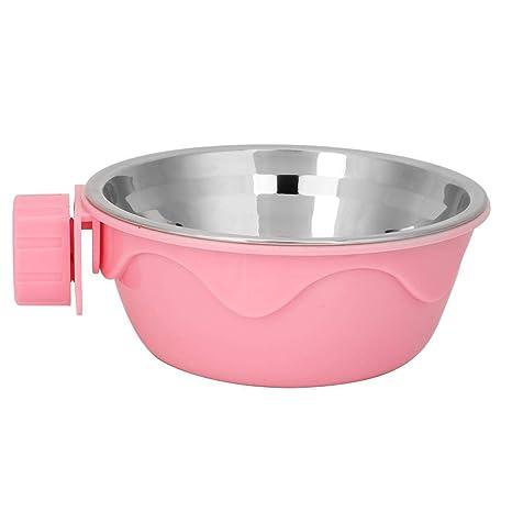 Comida para Mascotas Bowl de Agua de Acero Inoxidable Dog ...