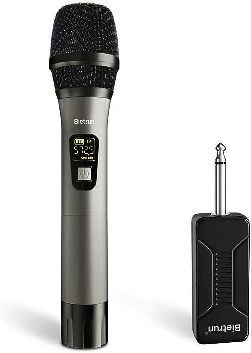Top 9 Karaoke Microphone For Laptop