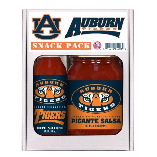 Auburn Tigers Salsa - 3