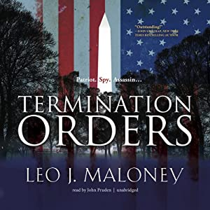 Termination Orders Audiobook
